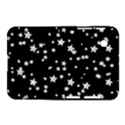 Black And White Starry Pattern Samsung Galaxy Tab 2 (7 ) P3100 Hardshell Case  View1