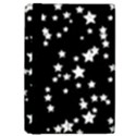 Black And White Starry Pattern iPad Mini 2 Flip Cases View4