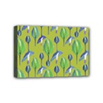 Tropical Floral Pattern Mini Canvas 6  x 4