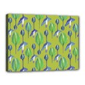Tropical Floral Pattern Canvas 16  x 12  View1