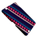 Purple And Pink Retro Geometric Pattern Kindle Fire HD 8.9  View5