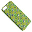Tropical Floral Pattern Apple iPhone 5 Classic Hardshell Case View5