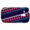 Purple And Pink Retro Geometric Pattern Samsung Galaxy S3 MINI I8190 Hardshell Case View1