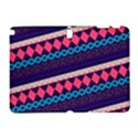 Purple And Pink Retro Geometric Pattern Samsung Galaxy Note 10.1 (P600) Hardshell Case View1