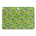 Tropical Floral Pattern Samsung Galaxy Tab Pro 10.1 Hardshell Case View1