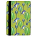 Tropical Floral Pattern iPad Mini 2 Flip Cases View4