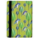 Tropical Floral Pattern iPad Air Flip View4