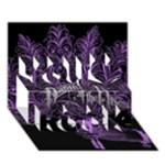 Panic At The Disco You Rock 3D Greeting Card (7x5)