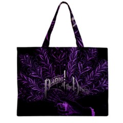 Panic At The Disco Zipper Mini Tote Bag by Onesevenart