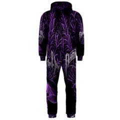 Panic At The Disco Hooded Jumpsuit (men)  by Onesevenart