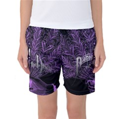 Panic At The Disco Women s Basketball Shorts by Onesevenart