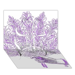 Panic At The Disco Clover 3d Greeting Card (7x5) by Onesevenart