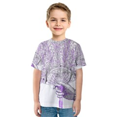 Panic At The Disco Kids  Sport Mesh Tee by Onesevenart