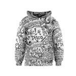 Panic! At The Disco Lyric Quotes Kids  Pullover Hoodie
