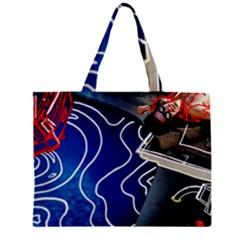Panic! At The Disco Released Death Of A Bachelor Zipper Mini Tote Bag by Onesevenart
