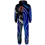 Panic! At The Disco Released Death Of A Bachelor Hooded Jumpsuit (Men)