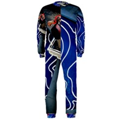 Panic! At The Disco Released Death Of A Bachelor Onepiece Jumpsuit (men)  by Onesevenart