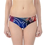 Panic! At The Disco Released Death Of A Bachelor Hipster Bikini Bottoms