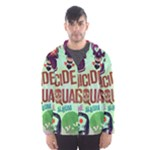 Panic! At The Disco Suicide Squad The Album Hooded Wind Breaker (Men)
