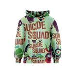 Panic! At The Disco Suicide Squad The Album Kids  Pullover Hoodie