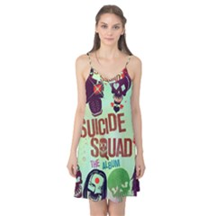 Panic! At The Disco Suicide Squad The Album Camis Nightgown by Onesevenart