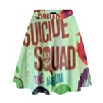 Panic! At The Disco Suicide Squad The Album High Waist Skirt