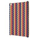 Colorful Chevron Retro Pattern Apple iPad Mini Hardshell Case View3