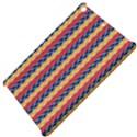 Colorful Chevron Retro Pattern Apple iPad Mini Hardshell Case View4