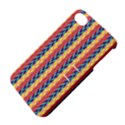 Colorful Chevron Retro Pattern Apple iPhone 4/4S Hardshell Case with Stand View4