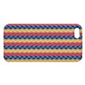 Colorful Chevron Retro Pattern Apple iPhone 5 Premium Hardshell Case View1