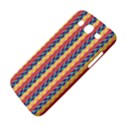 Colorful Chevron Retro Pattern Samsung Galaxy Mega 5.8 I9152 Hardshell Case  View4