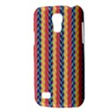 Colorful Chevron Retro Pattern Galaxy S4 Mini View3