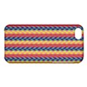 Colorful Chevron Retro Pattern Apple iPhone 5C Hardshell Case View1