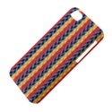 Colorful Chevron Retro Pattern Apple iPhone 5C Hardshell Case View4