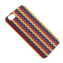 Colorful Chevron Retro Pattern Apple iPhone 5C Hardshell Case View5