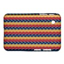 Colorful Chevron Retro Pattern Samsung Galaxy Tab 2 (7 ) P3100 Hardshell Case  View1