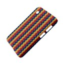 Colorful Chevron Retro Pattern Samsung Galaxy Tab 2 (7 ) P3100 Hardshell Case  View4