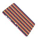 Colorful Chevron Retro Pattern Samsung Galaxy Tab 2 (10.1 ) P5100 Hardshell Case  View5