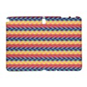 Colorful Chevron Retro Pattern Samsung Galaxy Note 10.1 (P600) Hardshell Case View1