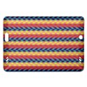 Colorful Chevron Retro Pattern Amazon Kindle Fire HD (2013) Hardshell Case View1