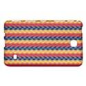 Colorful Chevron Retro Pattern Samsung Galaxy Tab 4 (7 ) Hardshell Case  View1