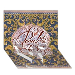 Panic! At The Disco Love Bottom 3d Greeting Card (7x5) by Onesevenart