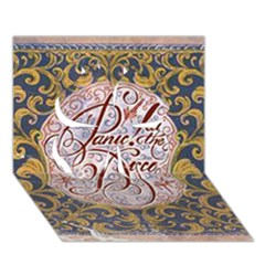 Panic! At The Disco Clover 3d Greeting Card (7x5) by Onesevenart