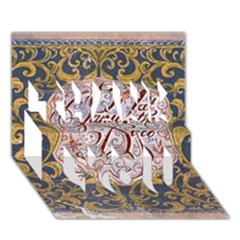 Panic! At The Disco Thank You 3d Greeting Card (7x5) by Onesevenart