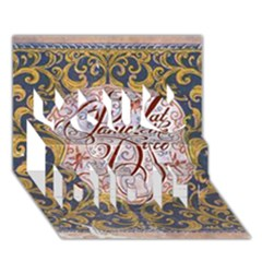 Panic! At The Disco You Did It 3d Greeting Card (7x5) by Onesevenart