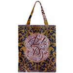 Panic! At The Disco Zipper Classic Tote Bag