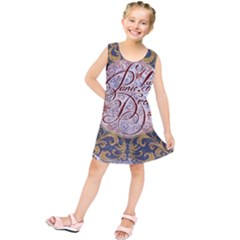 Panic! At The Disco Kids  Tunic Dress by Onesevenart