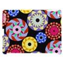Colorful Retro Circular Pattern Apple iPad 3/4 Hardshell Case (Compatible with Smart Cover) View1