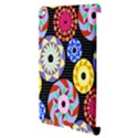 Colorful Retro Circular Pattern Apple iPad 3/4 Hardshell Case (Compatible with Smart Cover) View3