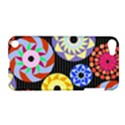 Colorful Retro Circular Pattern Apple iPod Touch 5 Hardshell Case View1